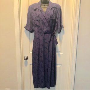 Vintage Liz Claiborne Wrap Dress